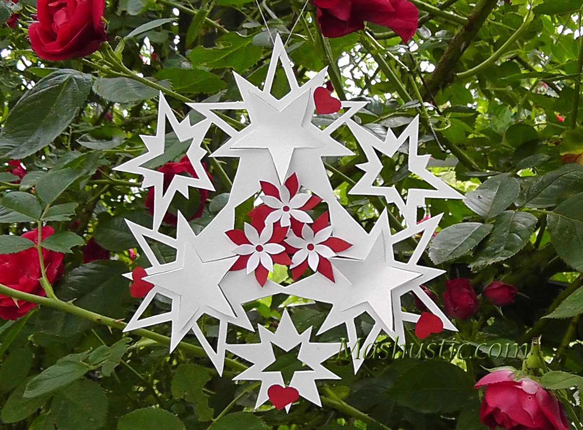 Christmas Paper Star Idias