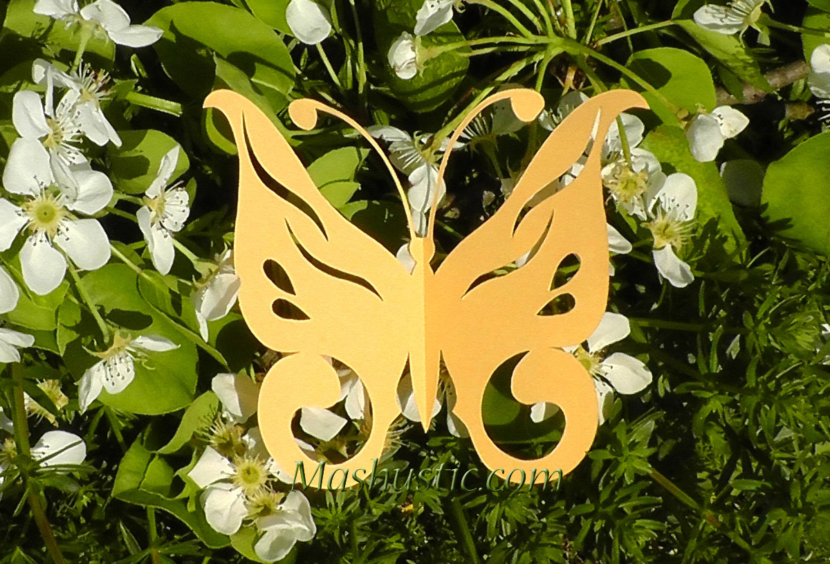 Butterfly wall decorations | Mashustic.com